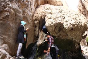 چشمه آب گرم مرتضی علی
