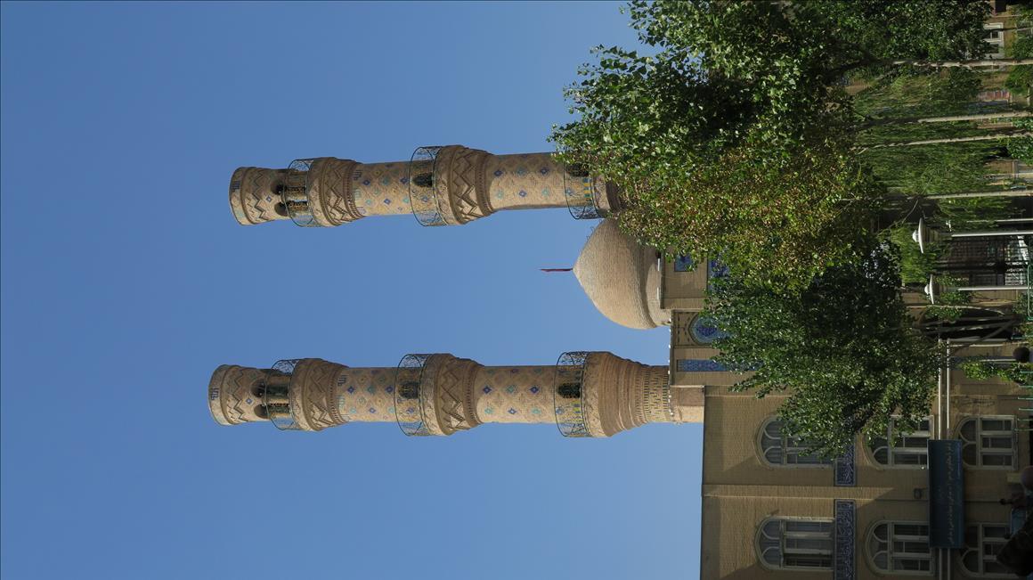 بازار تاریخی تبریز