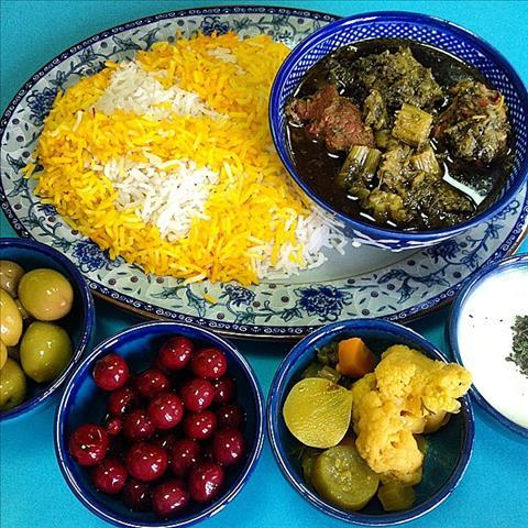 khoresh Karafs