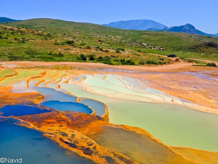 Badab Surt's Springs;This is where All the Colors Come from