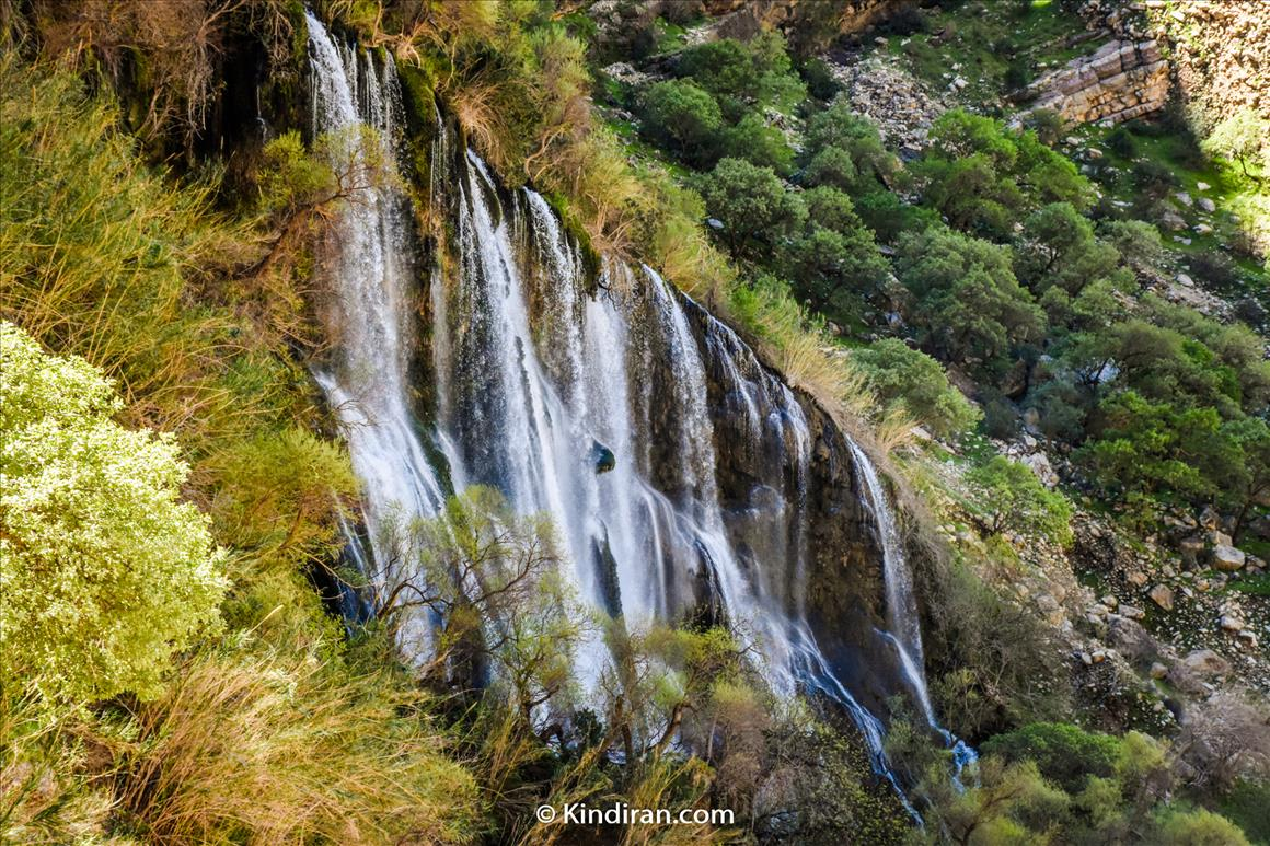Beautiful Shevi Waterfall