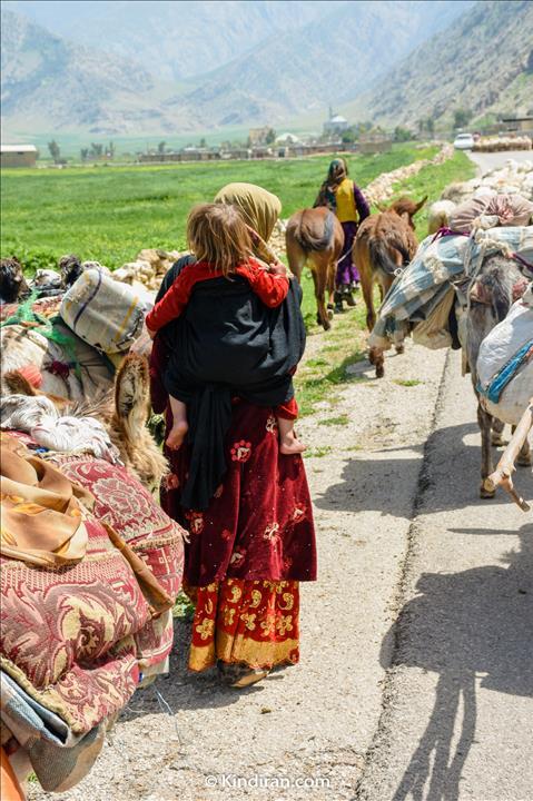 Bakhtiari people, Izeh