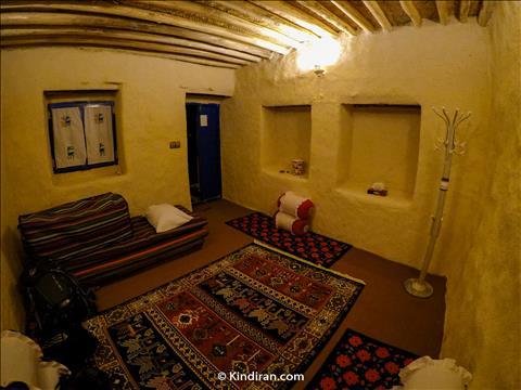 Elima Eco-tourism accommodation, Izeh