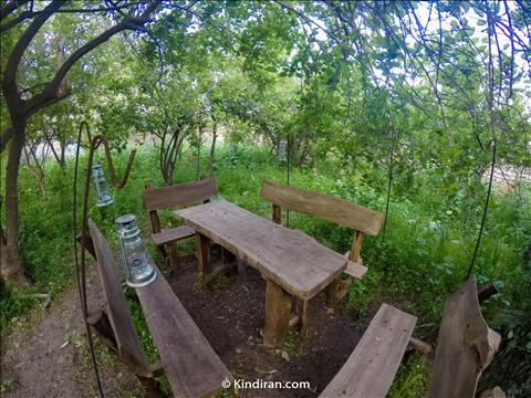 Elima Eco-tourism accommodation, Izeh
