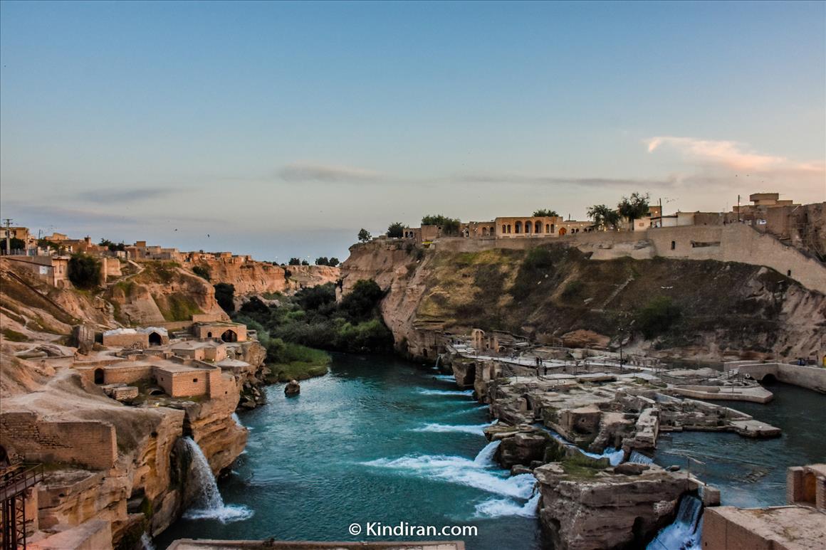Shushtar, the Old capital of Khuzestan province