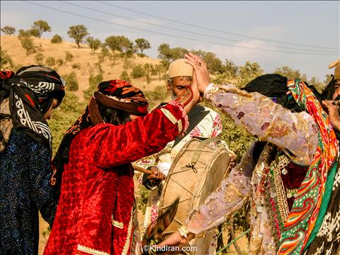 Ancient dances in Lorestan!