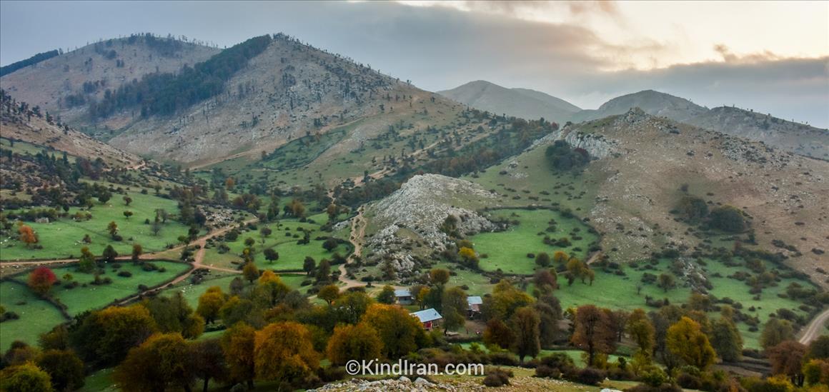 Dorfak Peak; Land of the Fog and the Sun