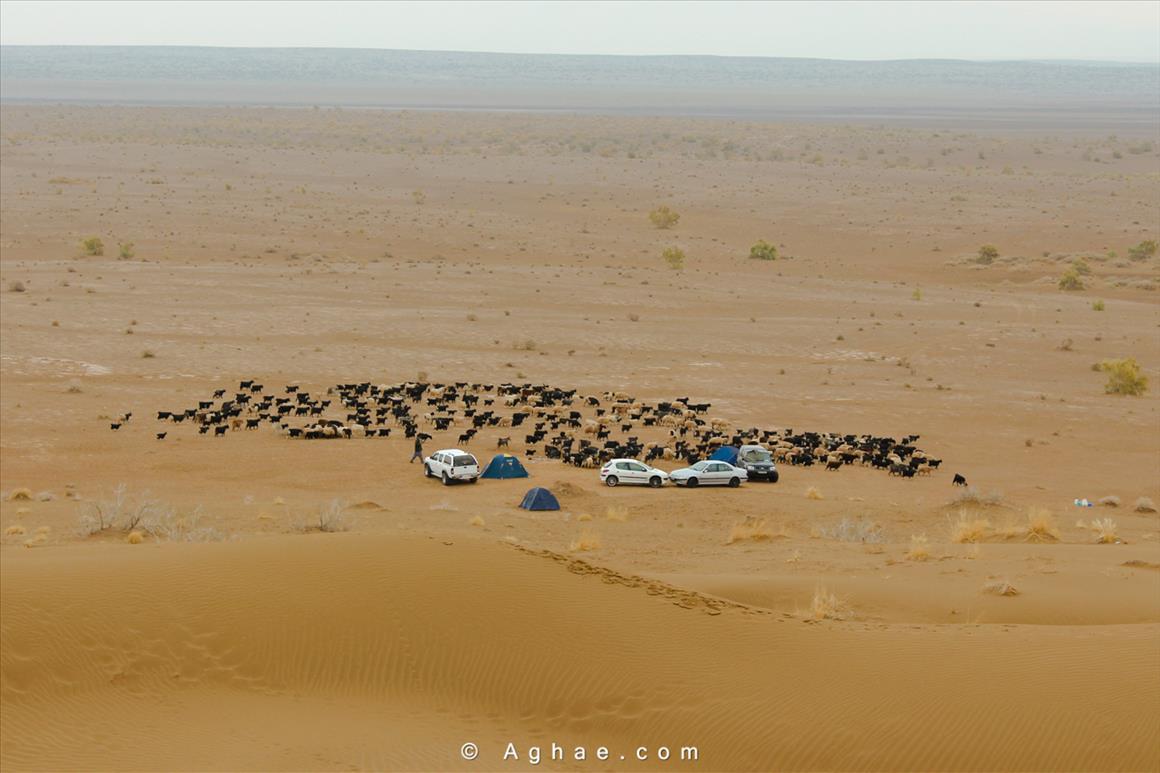 Abouzeid Abad Desert