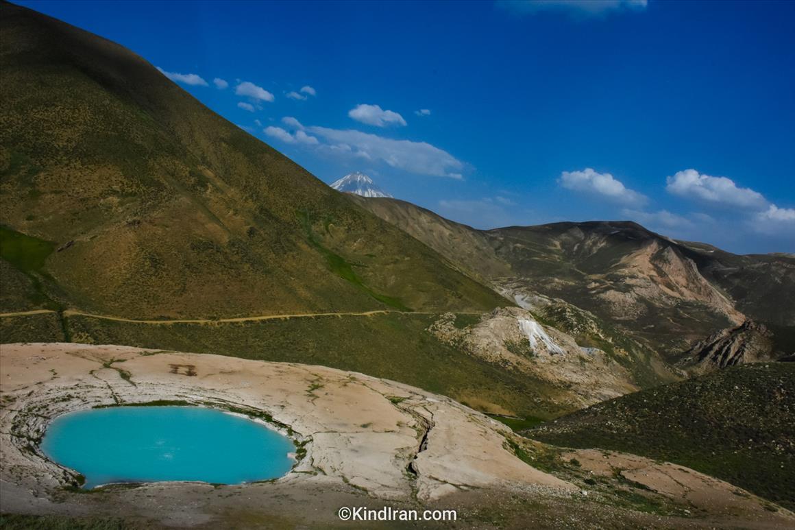 چشمه دیوآسیاب؛ هزار آبی دریا