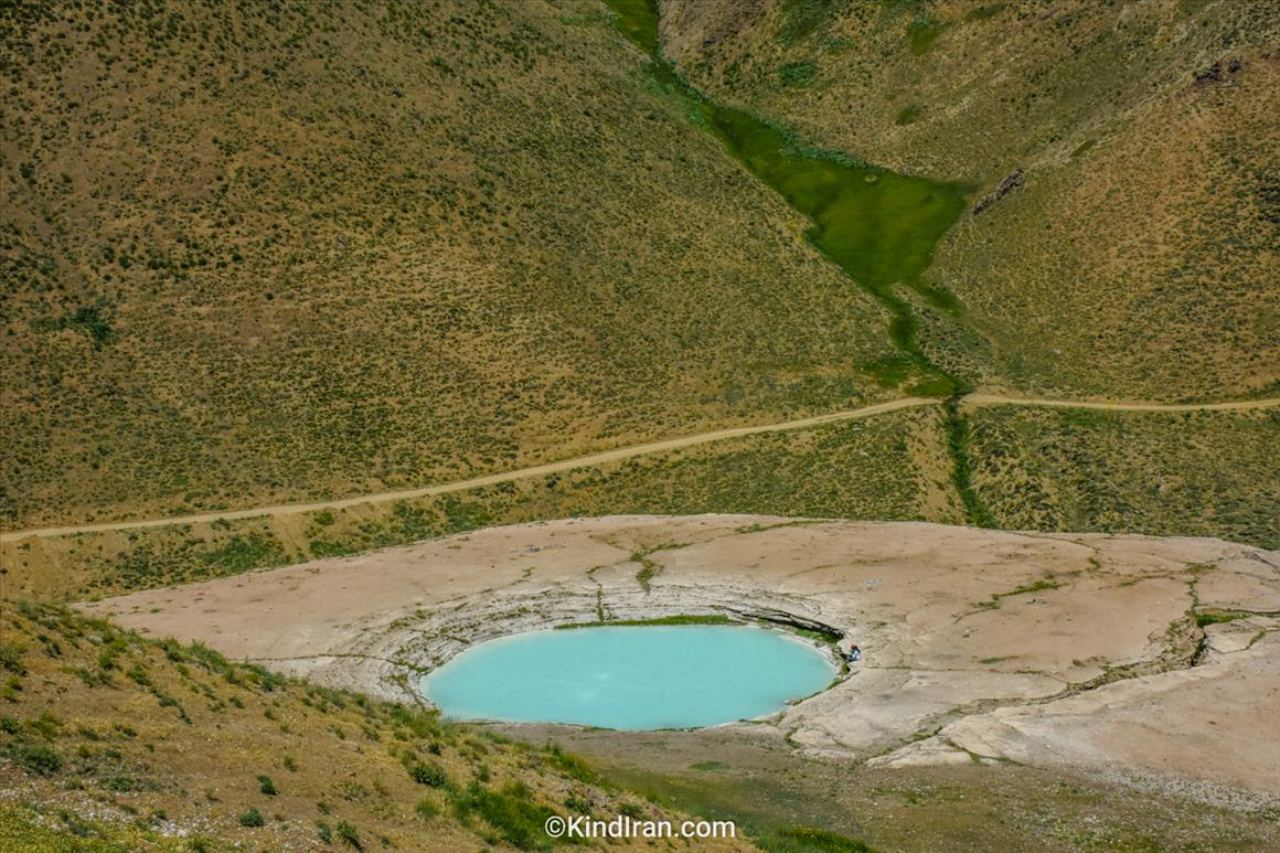 Dyvasyab Spring; A Thousand Blue Seas