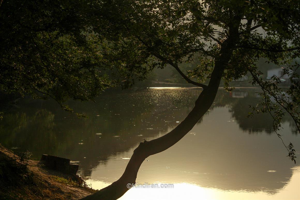 دریاچه شورمست؛ داستانهای افسانهای