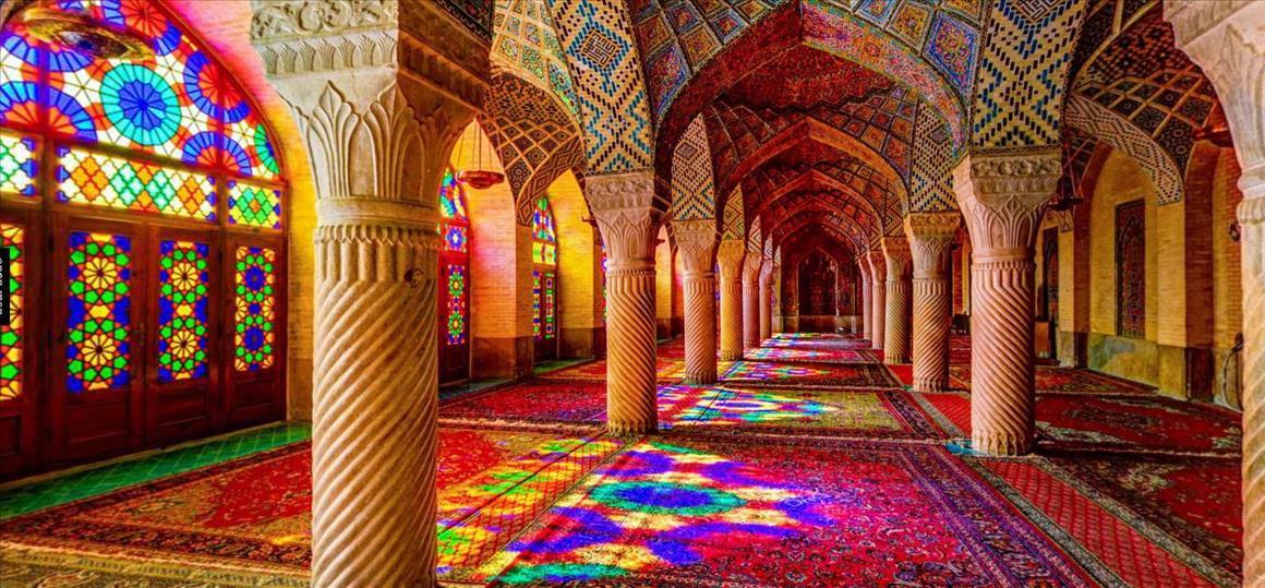 نصیرالملک؛ مسجد صورتی
