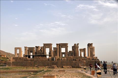 Tachara-Palace of Darius the Great