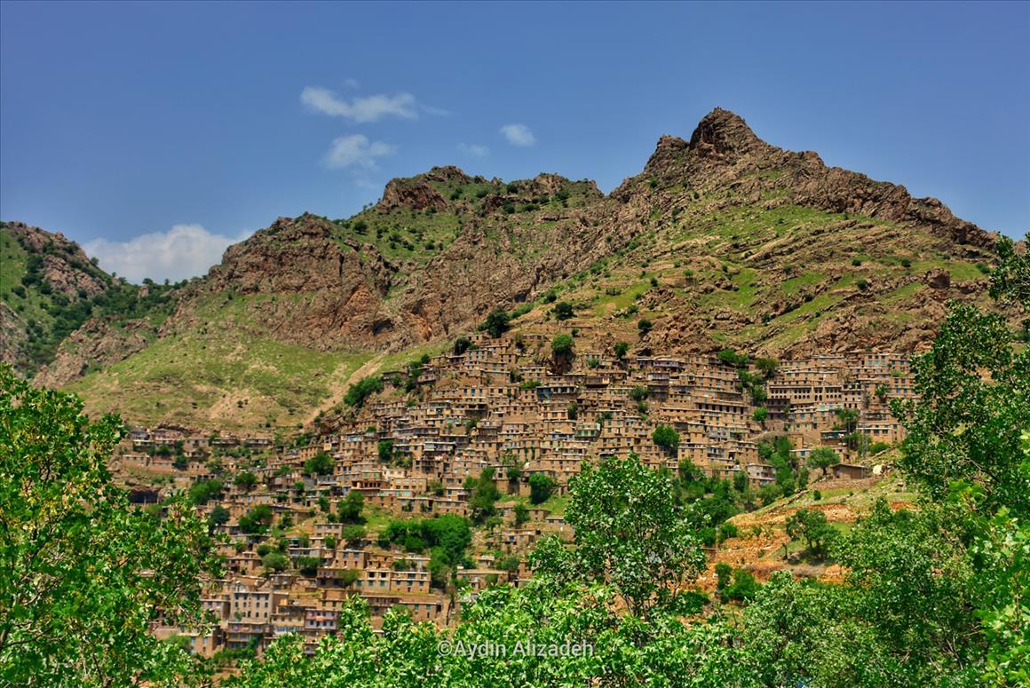 کردستان؛هزارماسوله ایران، دروازه زاگرس