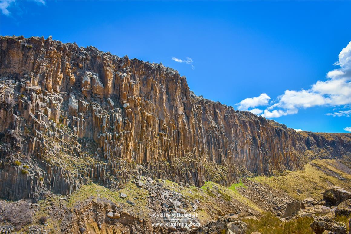 کوههای بازالتی ماکو