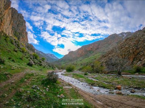 Ghasemlu Valley