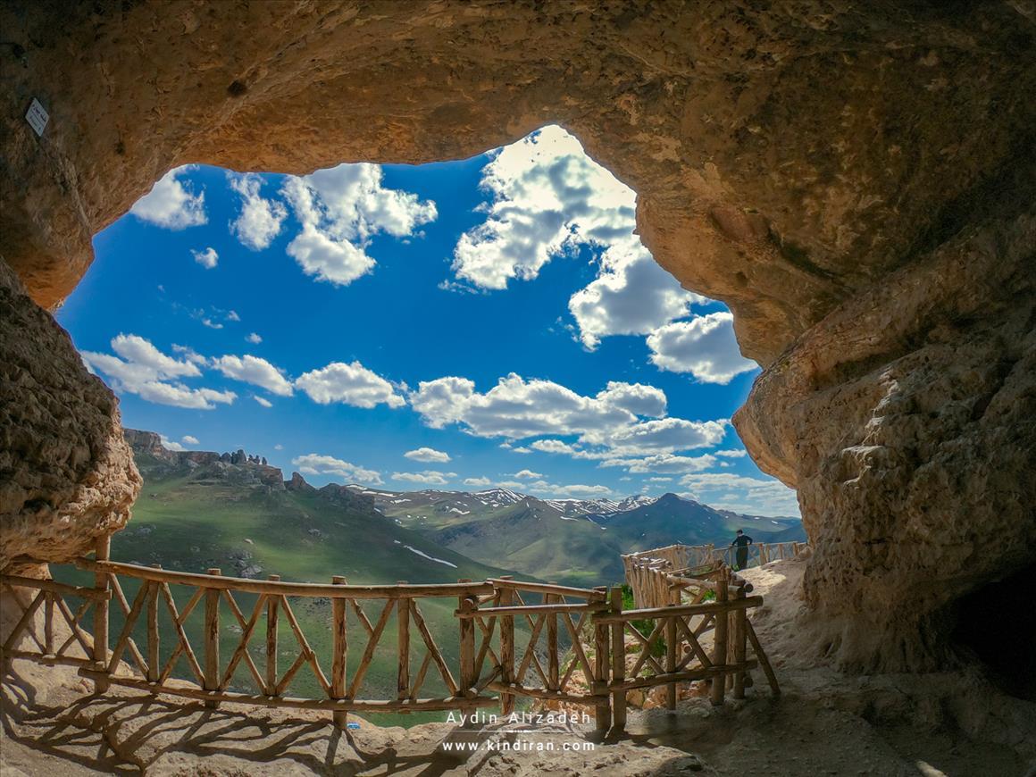 Karaftu Takab Cave