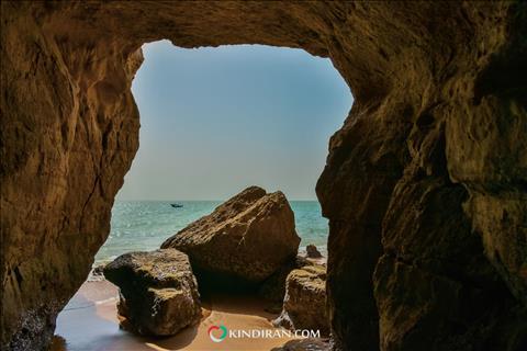غار دریایی یا غار ساحلی