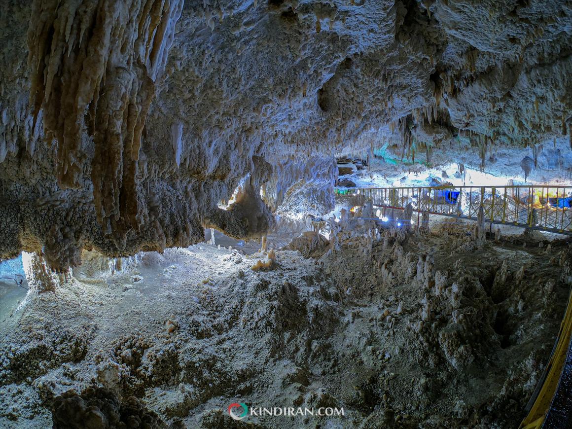 اکتشاف غار کتله خور