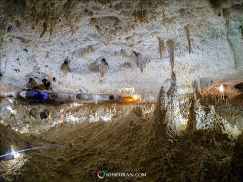 ویژگیهای غار کتله خور