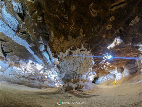 غار کتلهخور غاری است خشکی -آبی