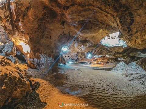 وجه تسمیه نام غار کتله خور