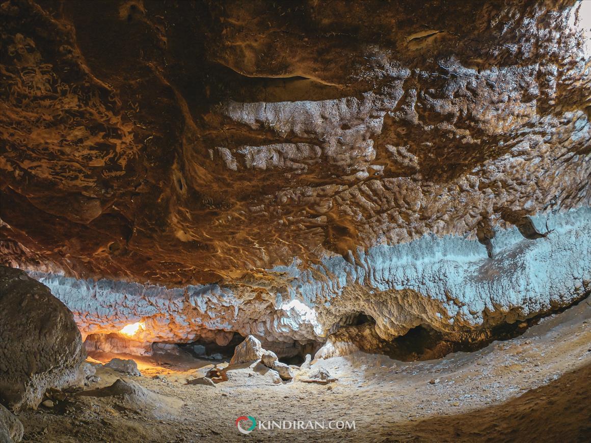 پیشینه غار کتله خور