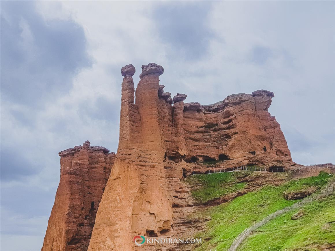 تامین آب قلعه بهستان