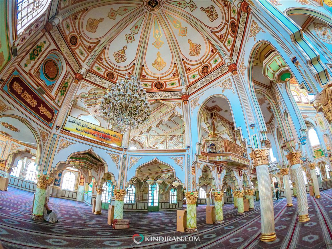 کاربرد مسجد شافعی