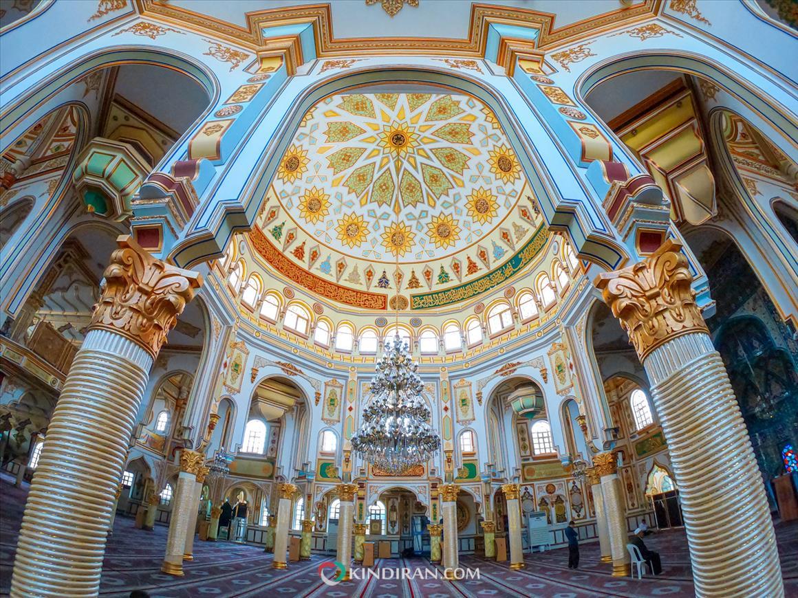 محراب مسجد شافعیها