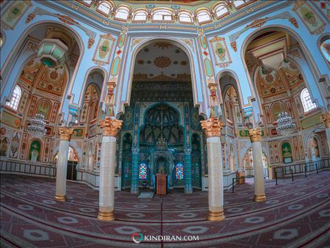 حس و حال مسجد شافعی