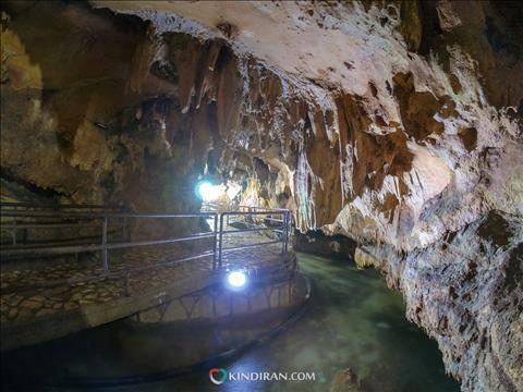 تالار بتهوون در غار قوری قلعه