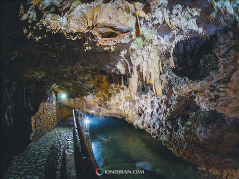 ژرفای حوضچههای غارقوری قلعه