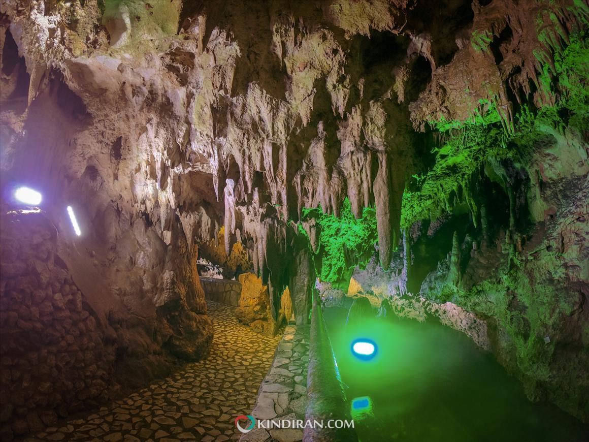 زیست شناسی و تهدیدهای غار قوری قلعه