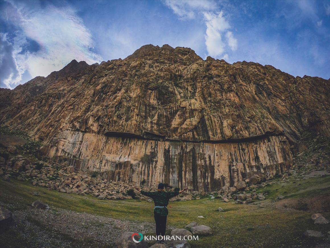 بیستون، با ارزشترین کتیبه تاریخی ایران