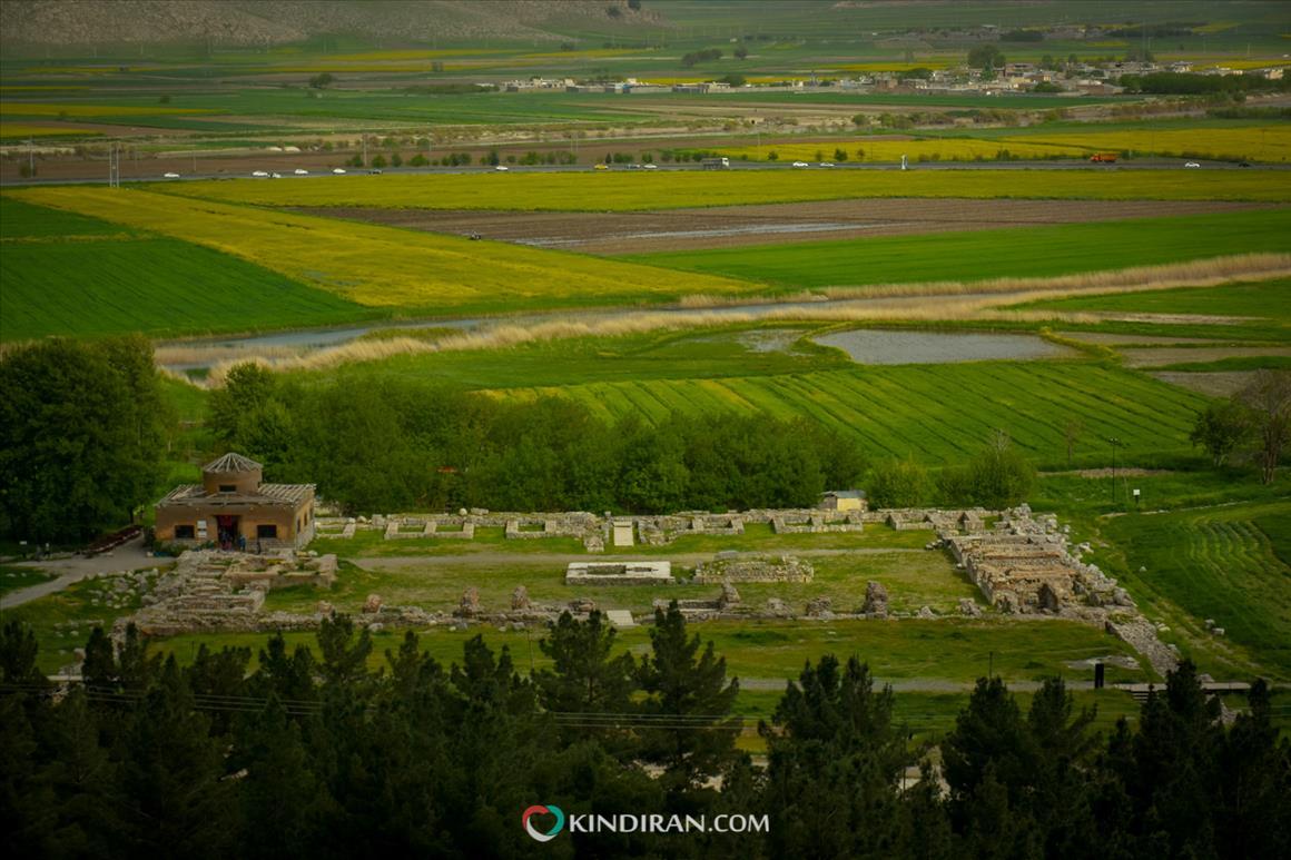 Bistoon, Iran's most valuable historical inscription