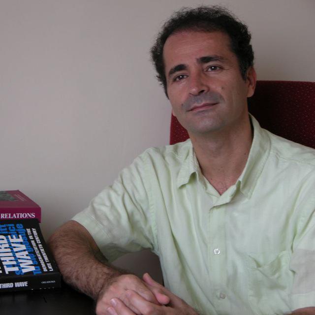 Dr Bahman Kazemi