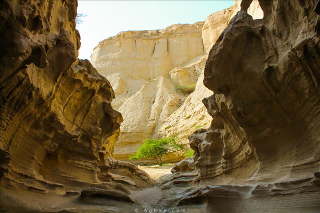 Seven Wonders of the Qeshm Island