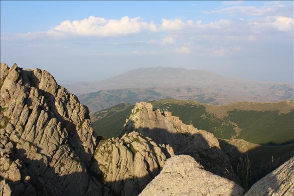 Babak Khorramdin castle