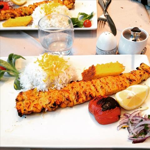 Jujeh kabab