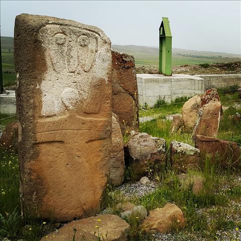 Shahr-e Yeri: Prehistoric site in Ardebil