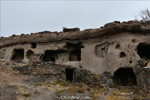 Meymand, a UNESCO world heritage site
