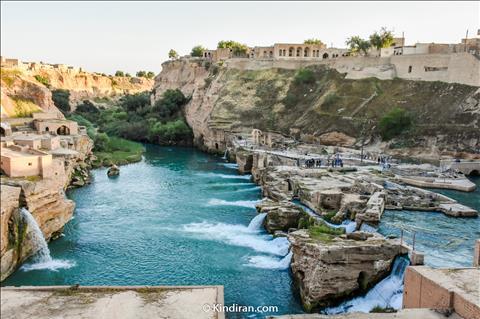 شوشتر، شهر آسیاب های آبی