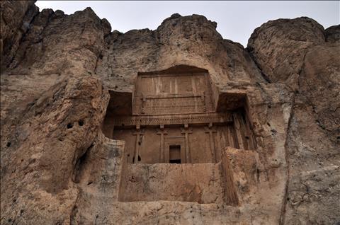 Tomb of artaxerxes I