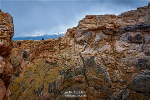 کوه زندان سلیمان