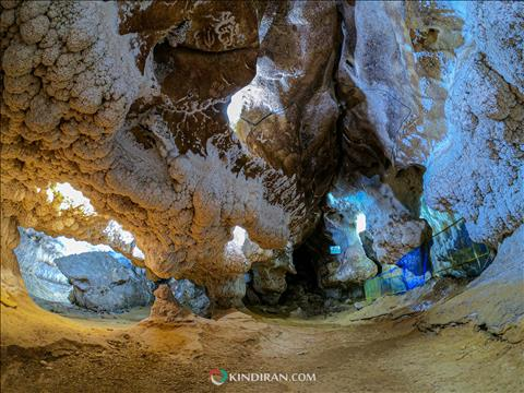 بهشت پنهان در دل کوههای زنجان