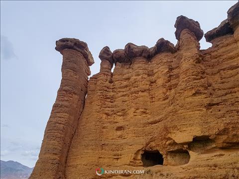 قلعه بهستان در دوران اسلامی