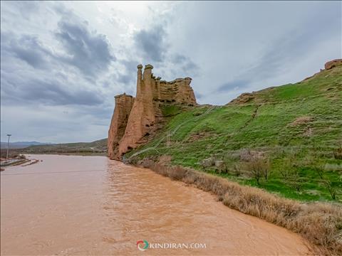 اهداف ساخت قلعه بهستان