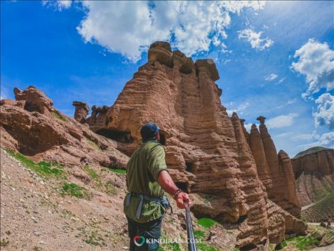 قلعه بهستان، دژی مستحکم یا کاخی با شکوه