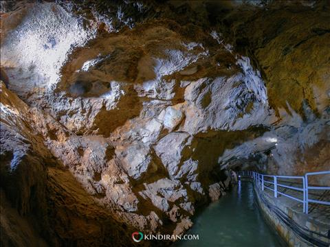زیست شناسی غار قوری قلعه